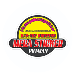 mega stickers