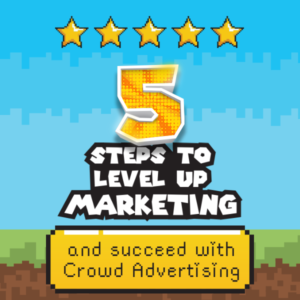 5 Steps to level up marketing featured image